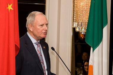 Mr Ken Duggan, ICBA