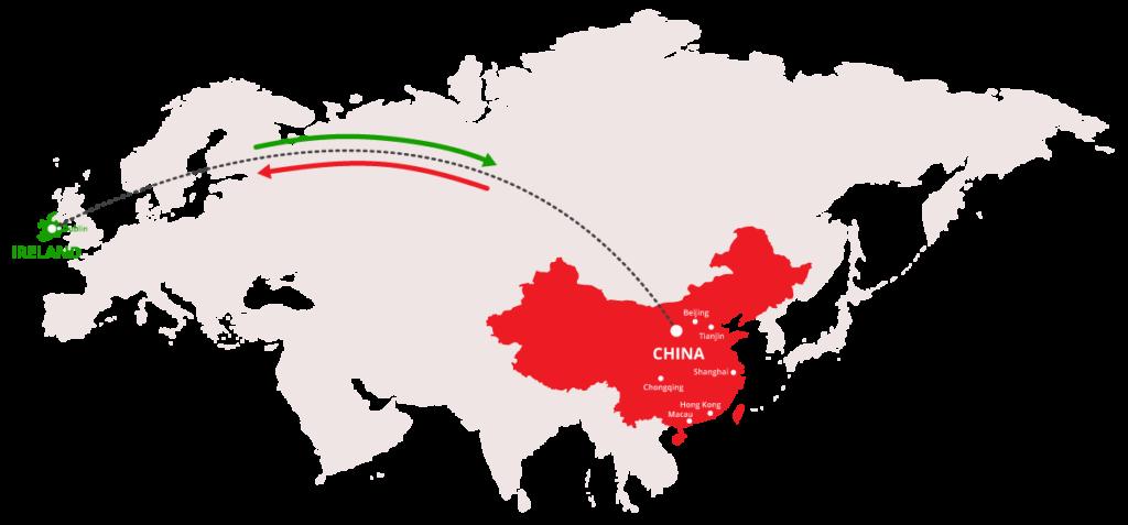 Asian in ireland